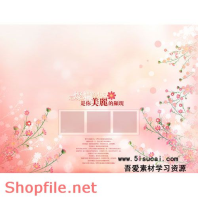 Frame wedding beautiful good jod PSD